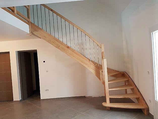 Menuiserie intérieure - Escalier